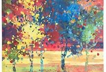 Art That Inspires Me / by Nancy Eaton