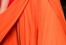 ORANGE  c r u s h / Orange is the new black / by Angela