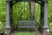 Garden / garden, outdoor, living, nature, Gärten, homes,