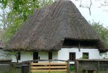 Arquitectura popular húngara /Folk arquitecture