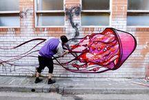street creations / by Kaylee Krueger