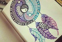 Mandala, zentagle