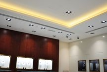 Vittori Jewellery Dubai Showroom Lumibright Project / Lumibright Lighting Project