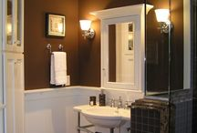 Bathroom ideas / by Kay Kitley