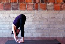 yoga - run / by Whit
