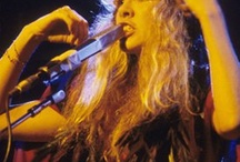 Music - Stevie Nicks et al / Fleetwood Mac / by Ken Sexton