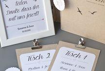 Inspiration ❤️ DIY Hochzeitskarten