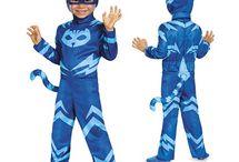 PJ Masks Costumes Dress Up