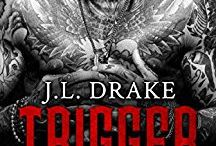 Book Review for Trigger by J.L. Drake