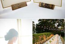 cool wedding ideas / by Meghan McCambridge