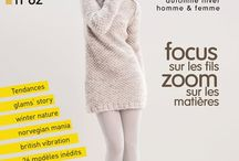 Magazines tricot
