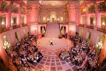 Lighting / San Francisco City Hall Wedding