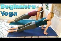 beginners yoga morning