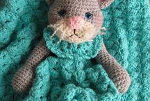 Crochet - Security Blanket