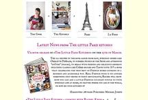 La Petite Cuisine a Paris  / http://www.thelittlepariskitchen.com/ / by Danijela Dugandzic Zivanovic