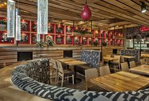 Portfolio - Hospitality / Featured installations for hospitality projects.