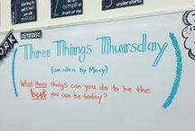 Growth mindset whiteboard