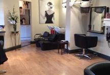 Hair salon ideas