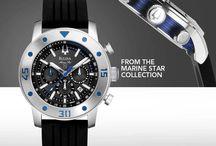 BULOVA Watches! Time is precious!!!