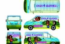 Vehicle Designs / Some examples of vehicle wraps we've designed
