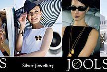 Μοναδικά κοσμήματα από Ασήμι 925 της εταιρίας JOOLS!