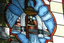 templom ólomüveg ablak