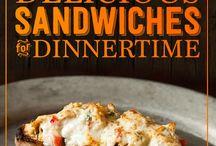Sandwich / Tipos de Sandwich