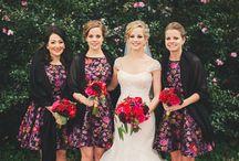 Bridesmaids & Feminine: Prints & Multi / by Belle Memorie