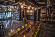 Industrial Design / Industrial bar design
