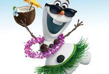 Sweet Olaf
