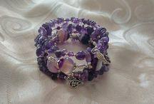 Biżuteria Osobista / Moje prace z kamieni szlachetnych i koralików