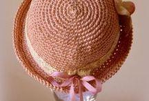 Μοτίβα για πλεκτά καπέλα