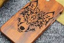 Products made of Wood / Beautiful products made of various woods, a sustainable and green material. There are Phone cases, Watches, Bowties Sunglasses and more.