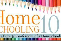 Homeschooling / by Rachel Pereira