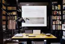 Home [office] / by Catherine Arsenault
