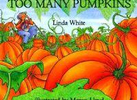 School-Pumpkin theme / by Sandy Rogert Wlaschin
