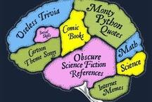 Geeky Fun / by Marbles: The Brain Store