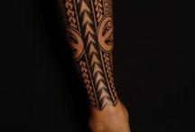 Tattoos... & Polynesian Tattoos