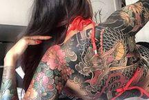 TATTOOS / My tattoos ! enjoy !