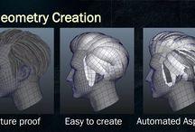 Tutorials - 3d / Different tutorials for 3d graphics