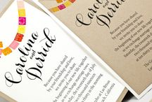 || themes: kraft || / by Emmaline Bride | Handmade Wedding Blog