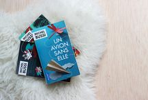 Petites lectures / by @lly02 Le Blog