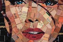 Obrazy mozaikowe