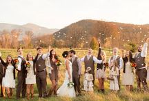 The Wedding Party / The Wedding Party is made up of your closest friends and family. Here are some great ideas for the Bridal Party, Groomsmen, Mother of the Bride, Ushers, Flower Girls, and more!