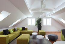 Bytový interiér / Inspirujte se z různých bytových interiérů