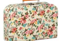 Valisettes rétro & Vintage suitcases