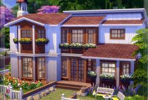 Sims 4 hause