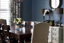 Barvy interiéru inspirace
