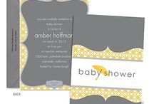 Genna's Baby Shower / ideas and inspiration for my sister's baby shower