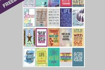 Printables Notebook Inserts